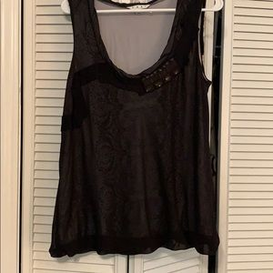 CAbi sheer with lining tank